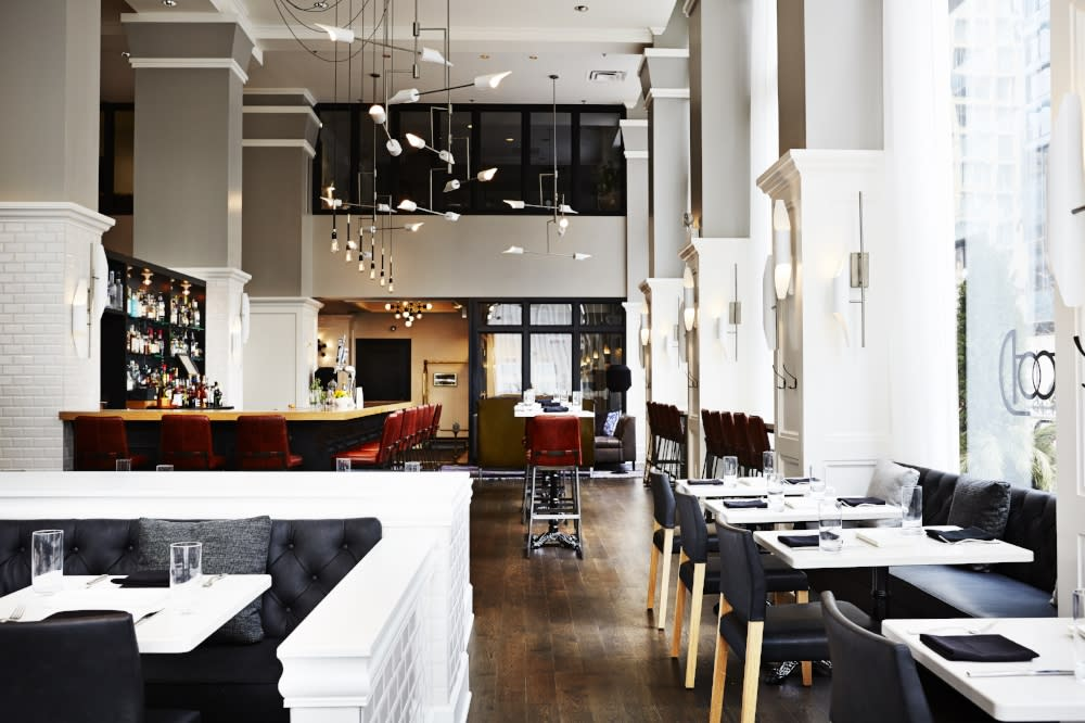 Atwood Restaurant at Alise Hotel Chicago