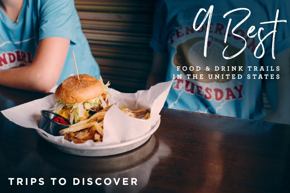 Trips to Discover - Food Trails