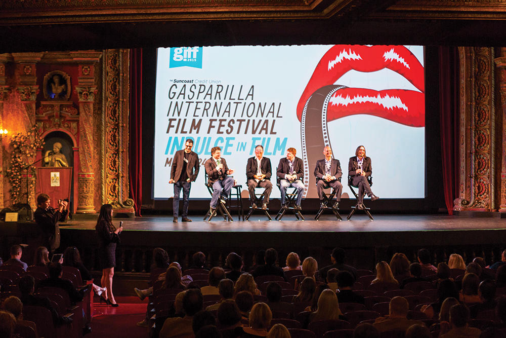Gasparilla International Film Festival
