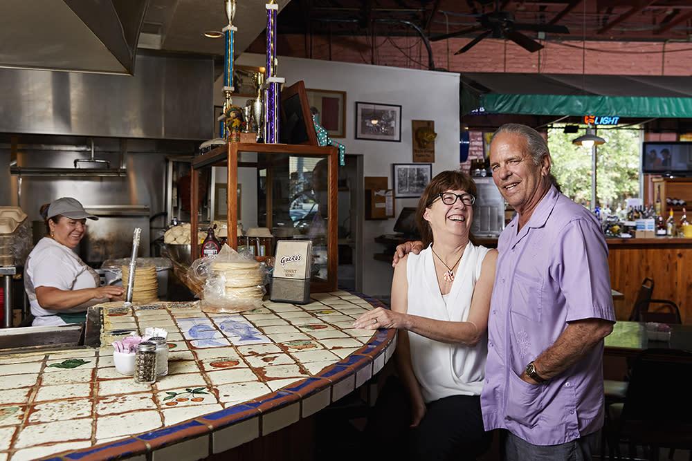 Rob and Cathy Lippincott