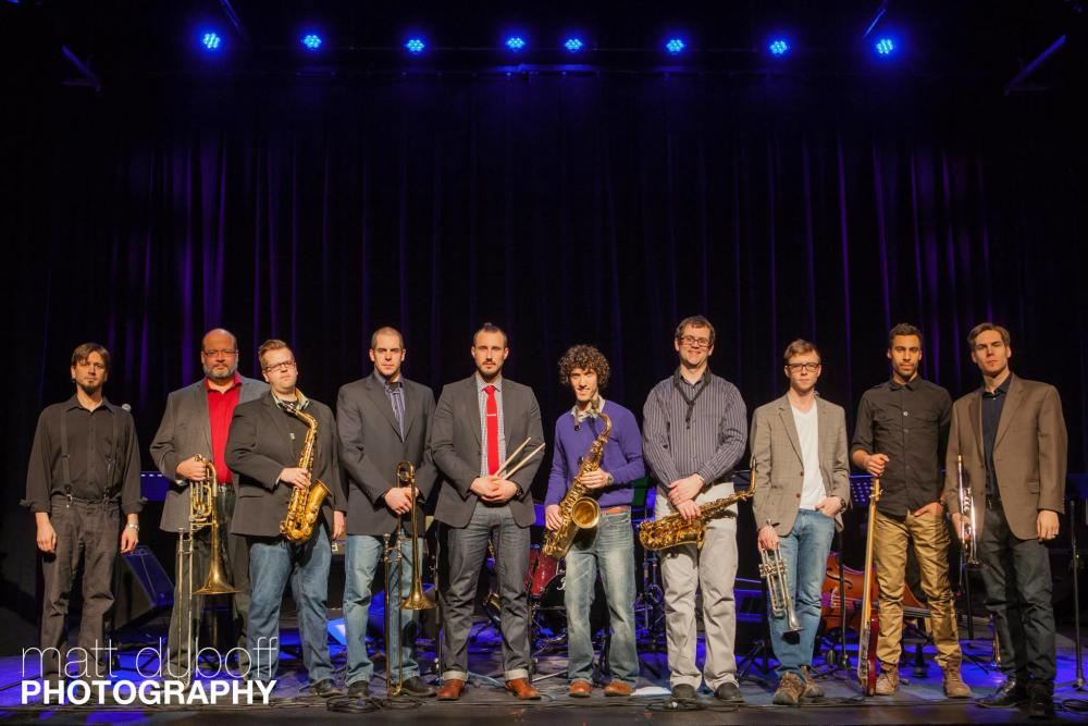 Mardi Jazz, Winnipeg Jazz Collective