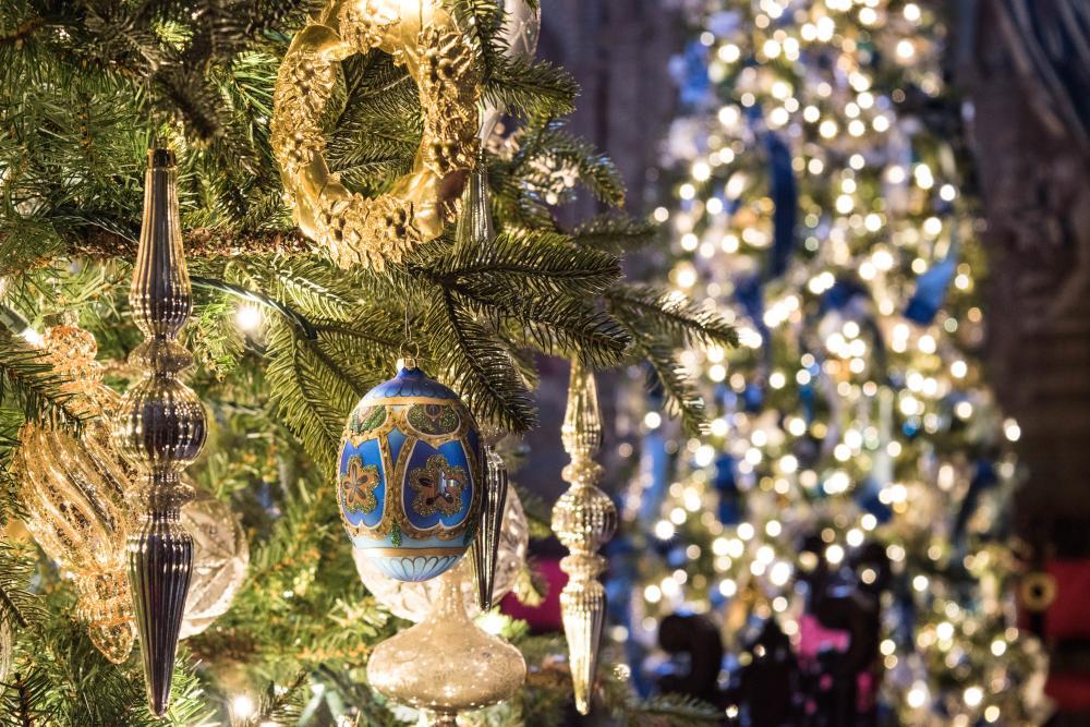Biltmore Ornaments Christmas 2017