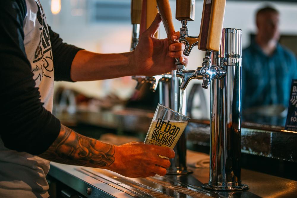Josie Mielke | Urban Orchard Cider Co