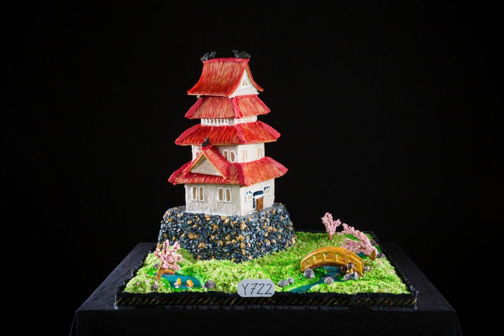 2018 National Gingerbread House Competition Youth First Place