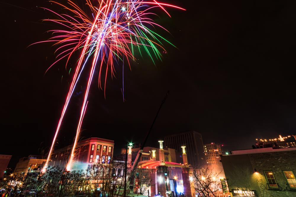 New Year's on the Square