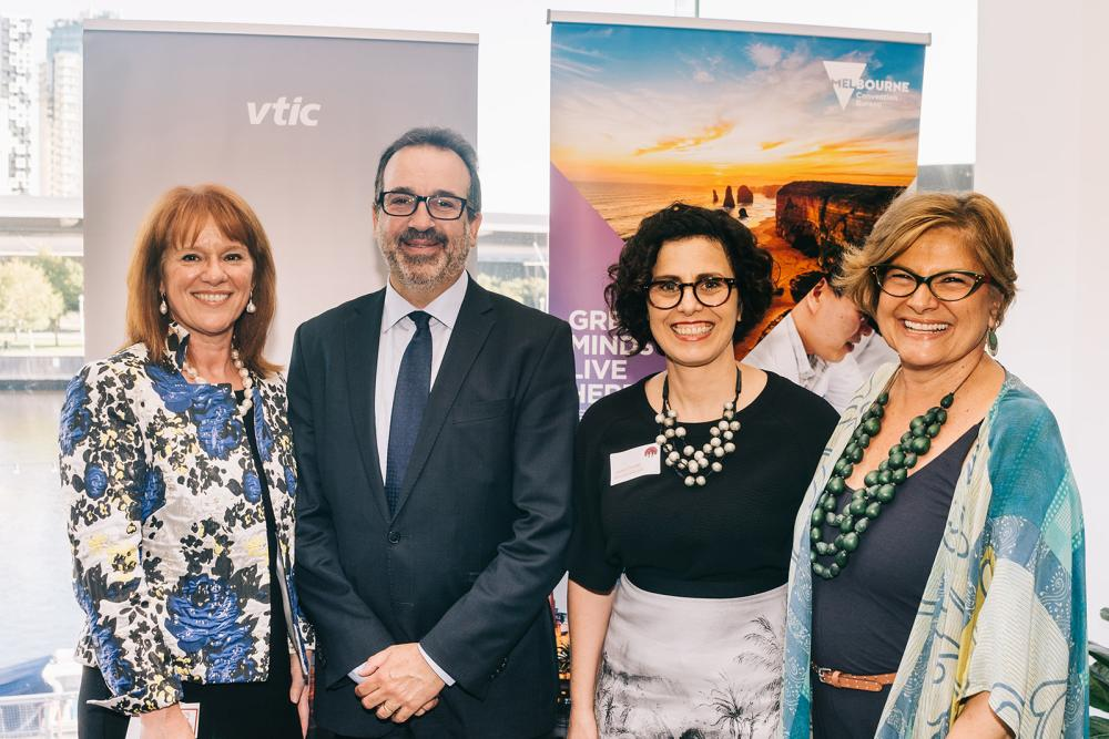 2018  Victorian Tourism Industry Christmas Party at River's Edge Events