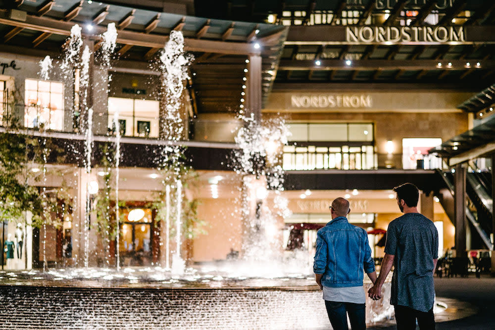 The Fountains at City Creek Center