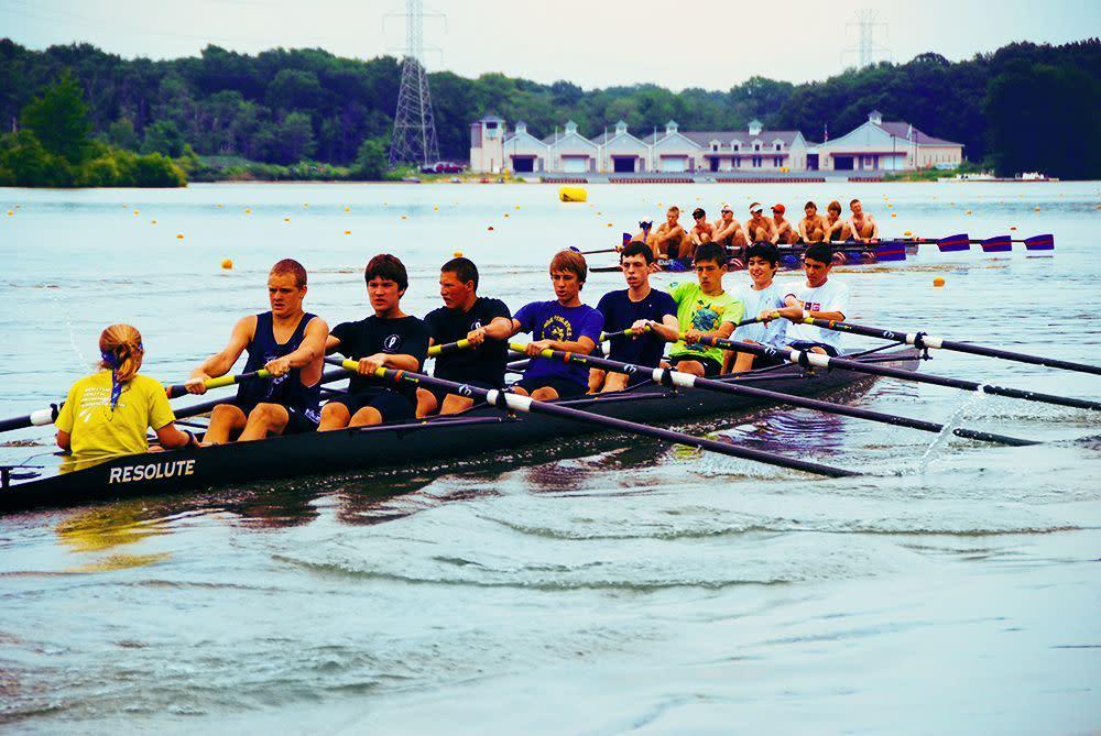 Rowing - JR Leagues Team