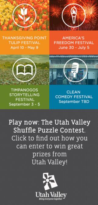 Utah Valley Festivals