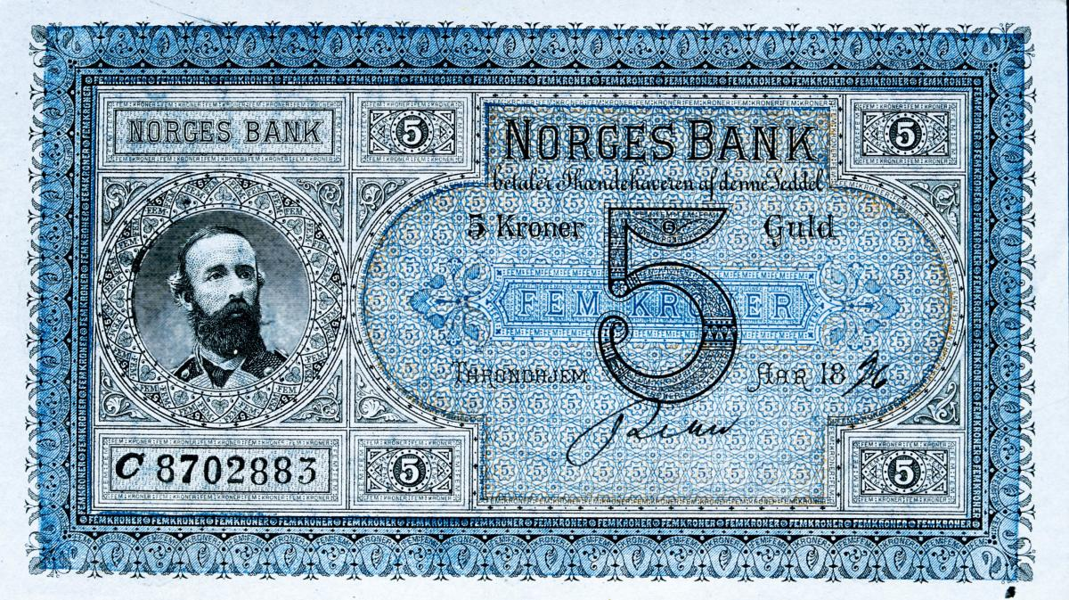 5 kroner (1918)