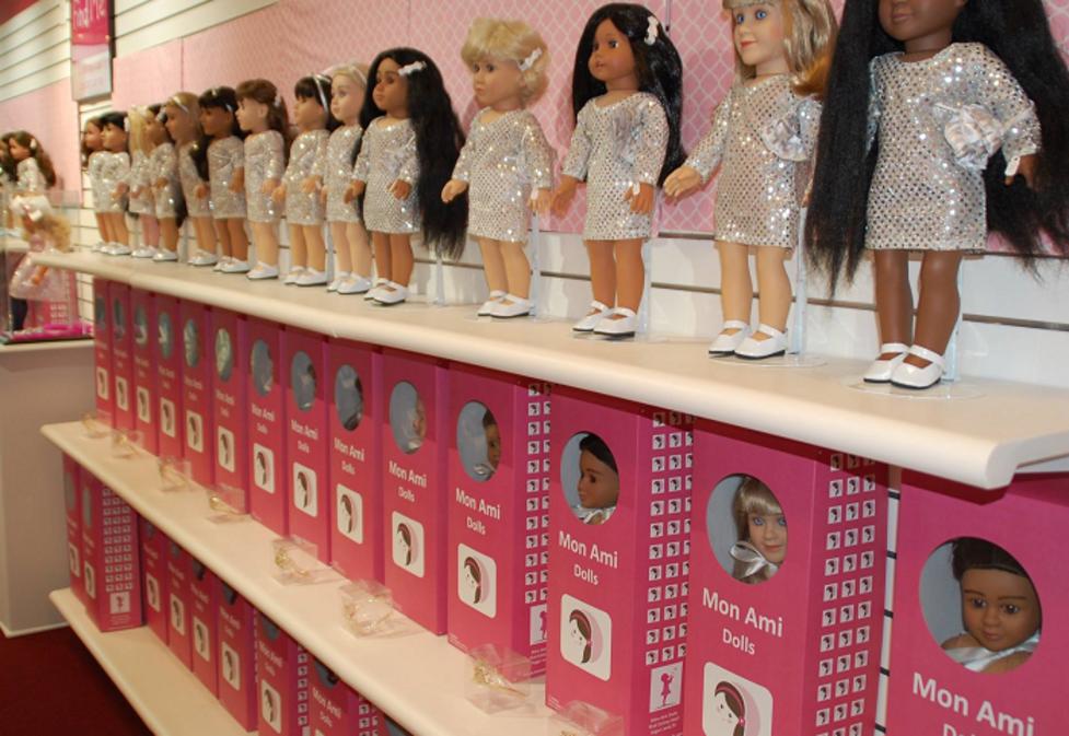 Mon Ami Dolls