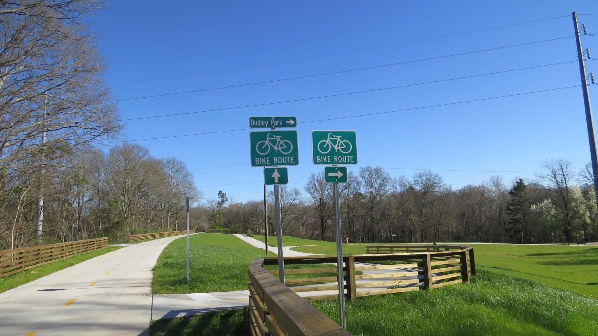 Firefly Bike Trail