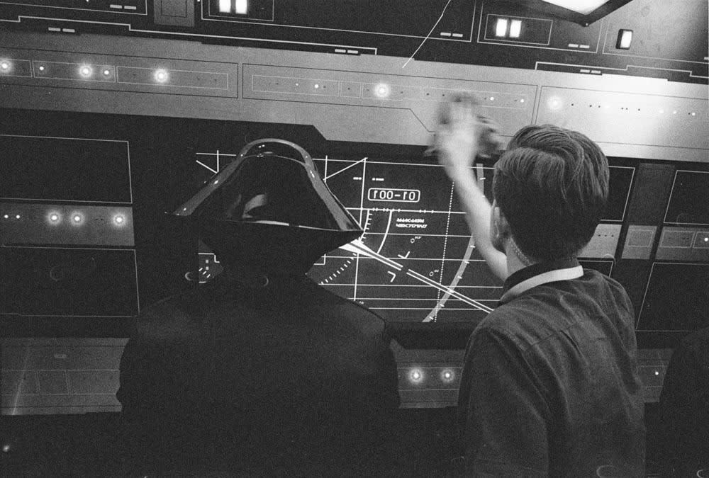 Star Wars The Last Jedi Scene 2