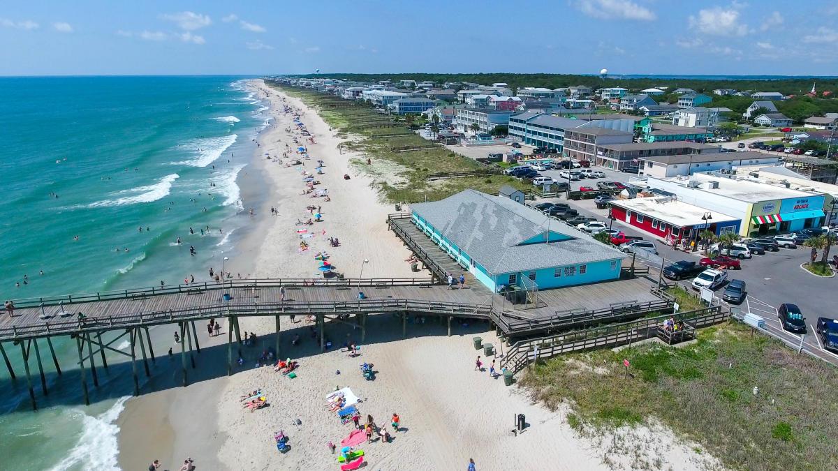 Kure Beach Fast Facts