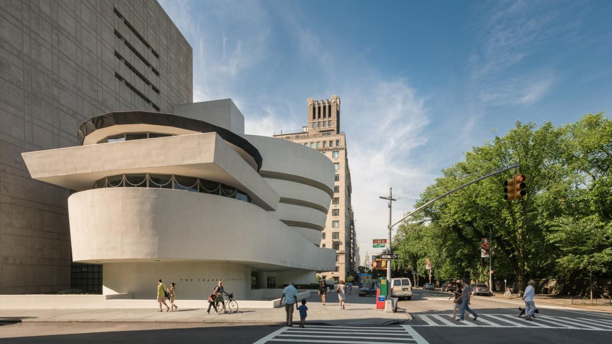 The Guggenheim. Photo by David Heald.