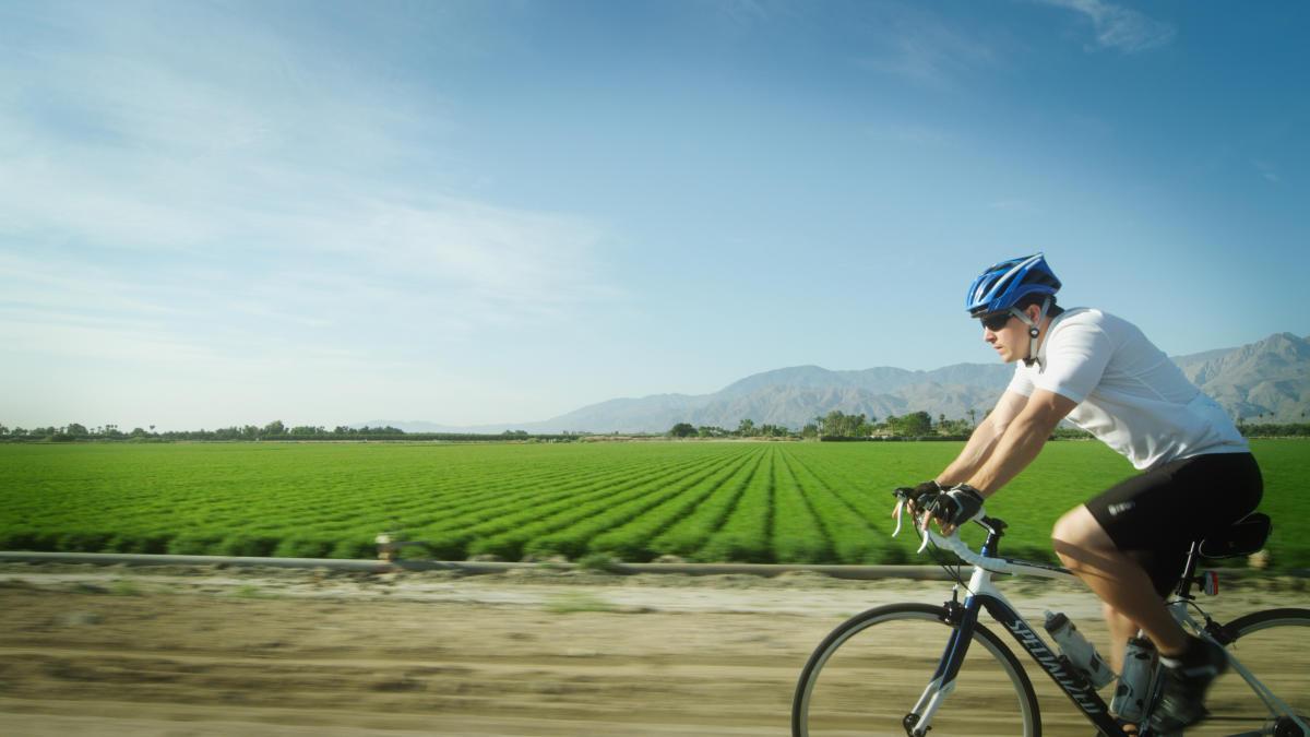 Bike Ride in Indio