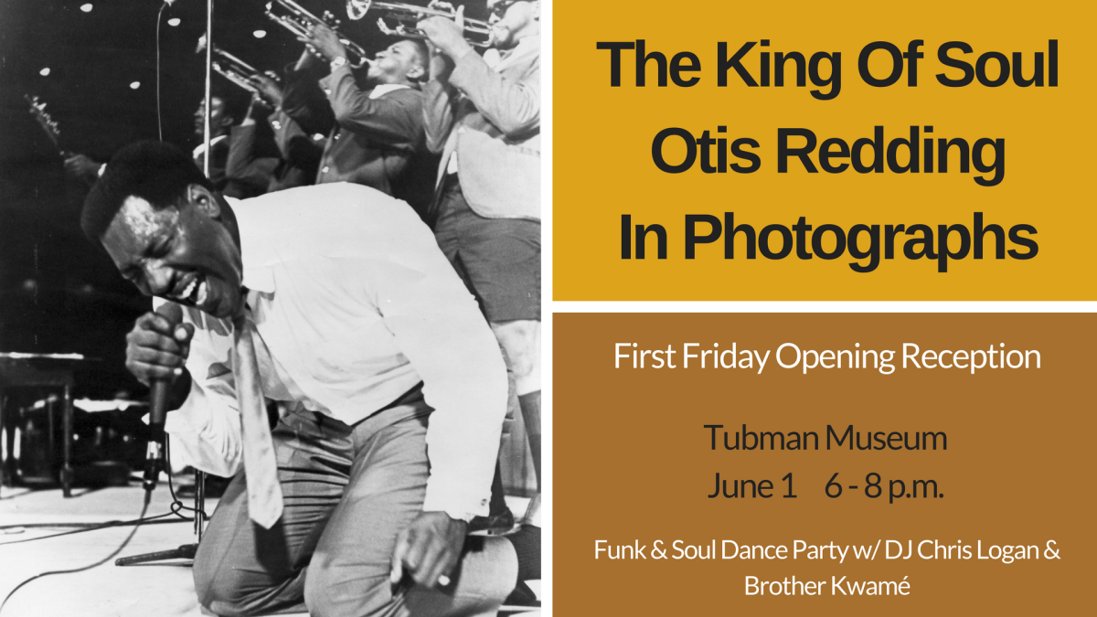 Otis Redding Photography Exhibit