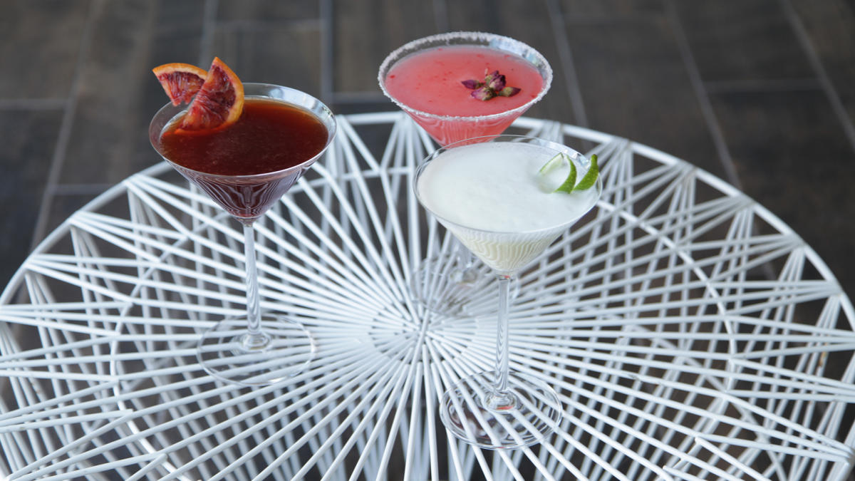 Azucar cocktails