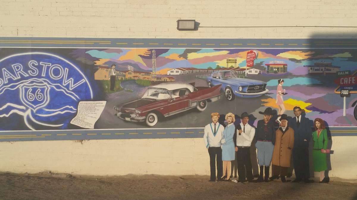 Barstow Mural
