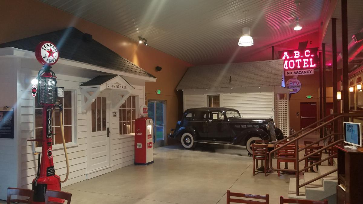 Lincoln Highway Experience