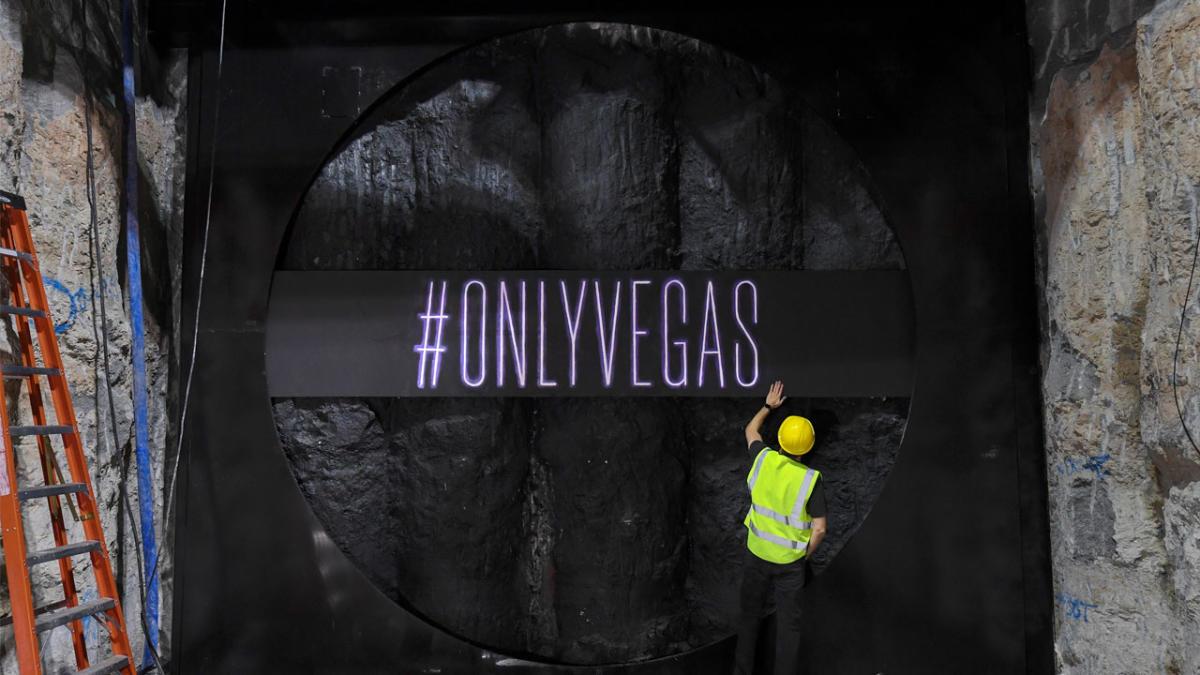 #OnlyVegas Boring Company