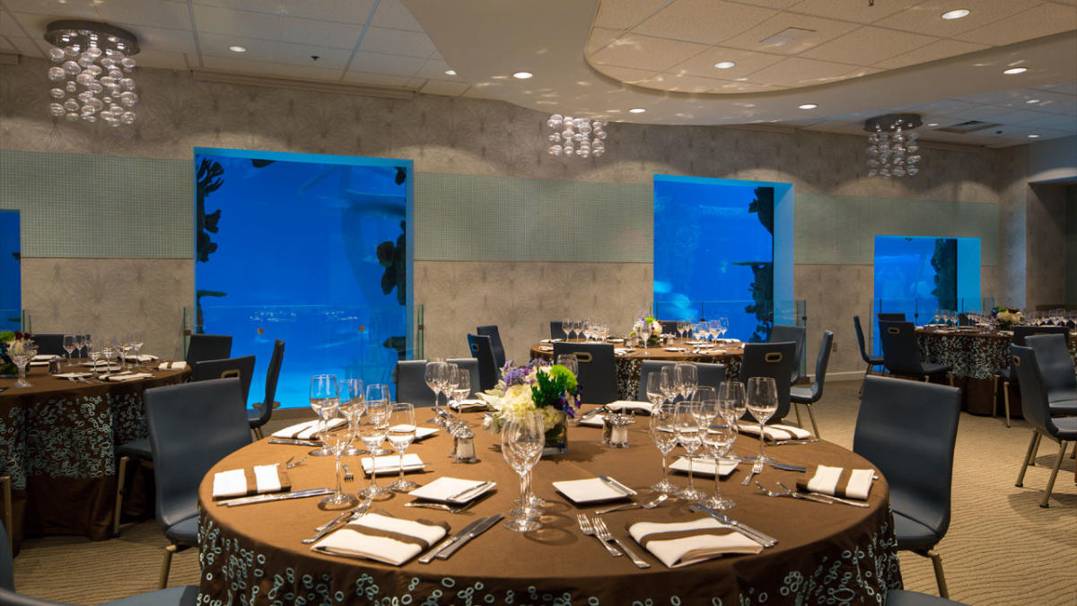 Mandalay Bay Seascape Meeting Space