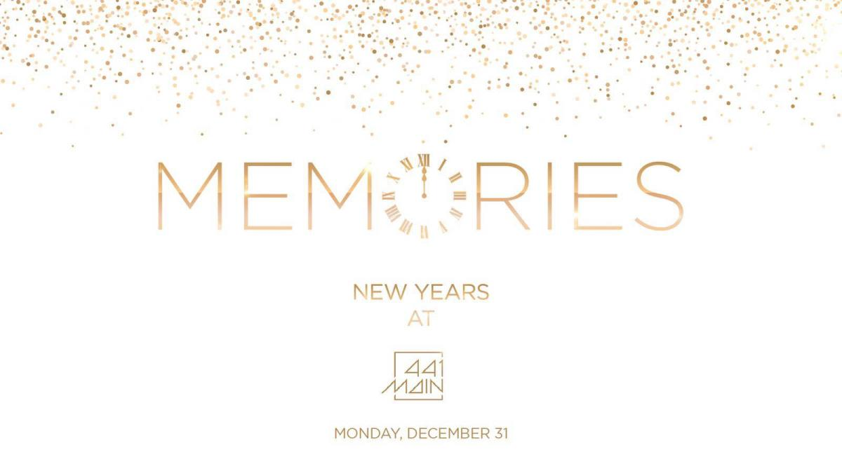 Memories: A New Year's Eve Party at 441 Main
