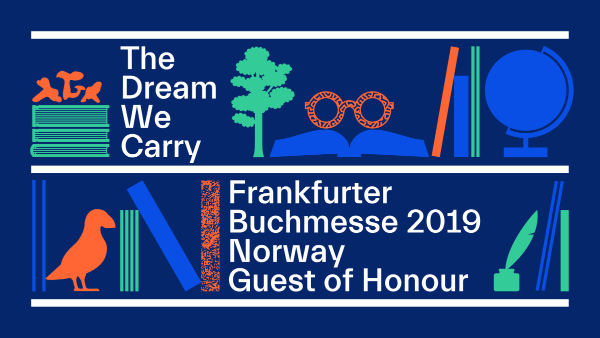 NORLA Frankfurt bokmesse