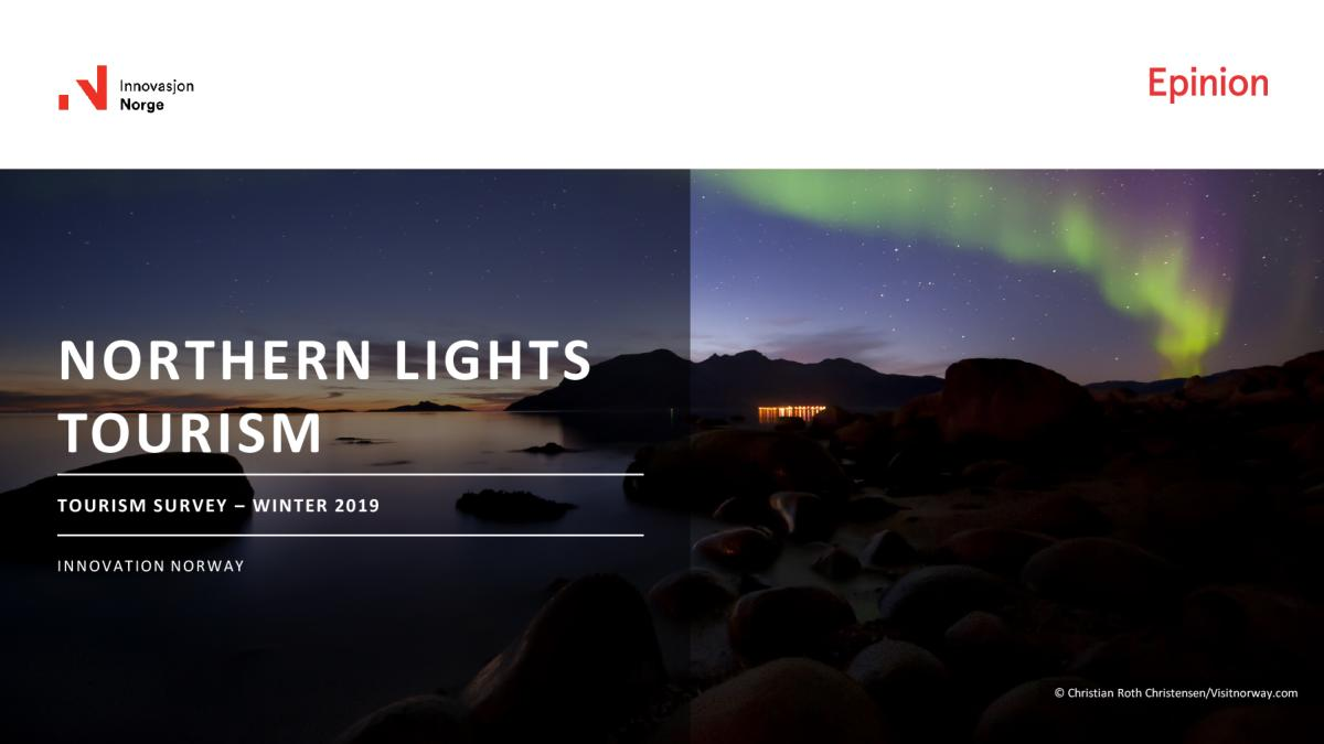 Northern Lights Tourism