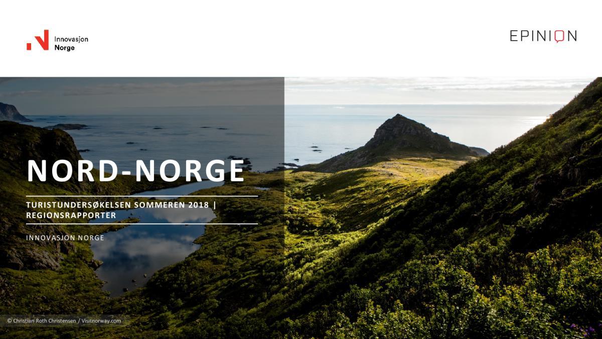 TU regionrapport Nord-Norge 2018