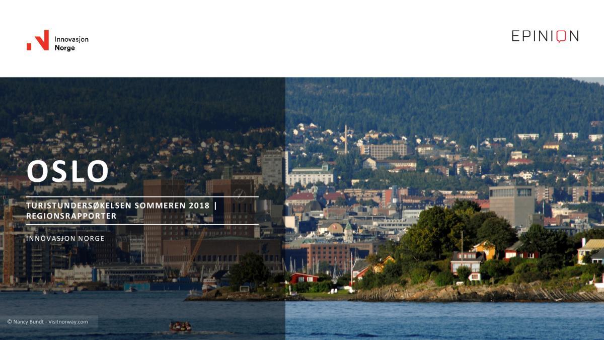 TU regionrapport Oslo 2018