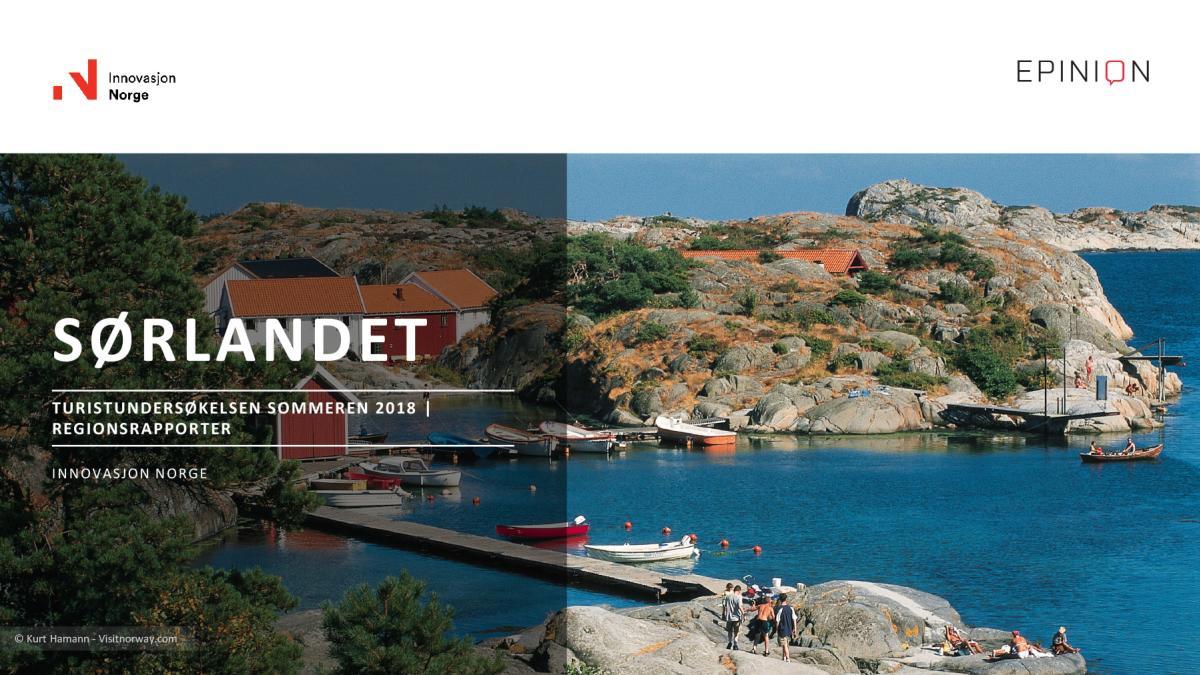 TU regionrapport Sørlandet 2018