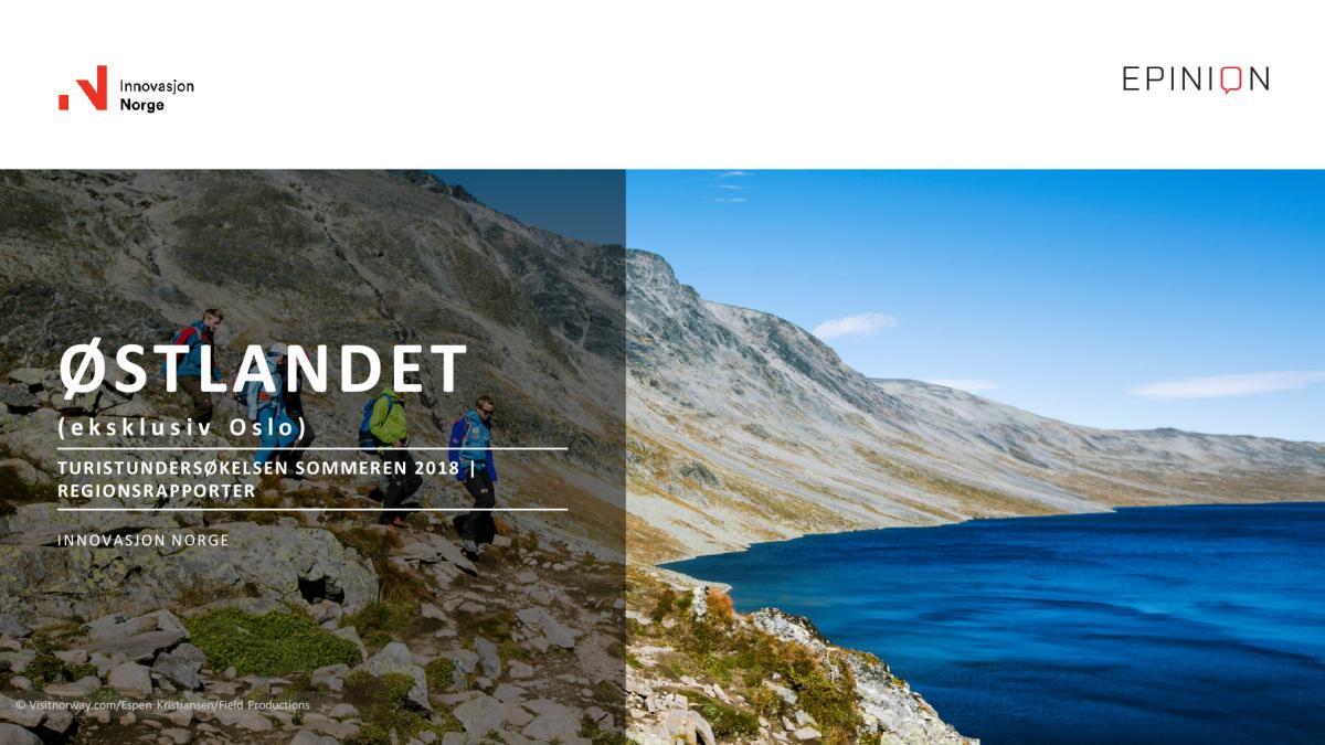 TU regionrapport Østlandet 2018