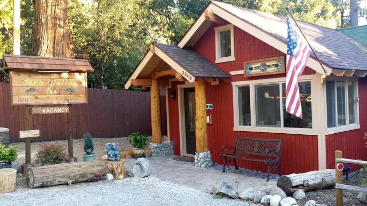 fern valley cabins