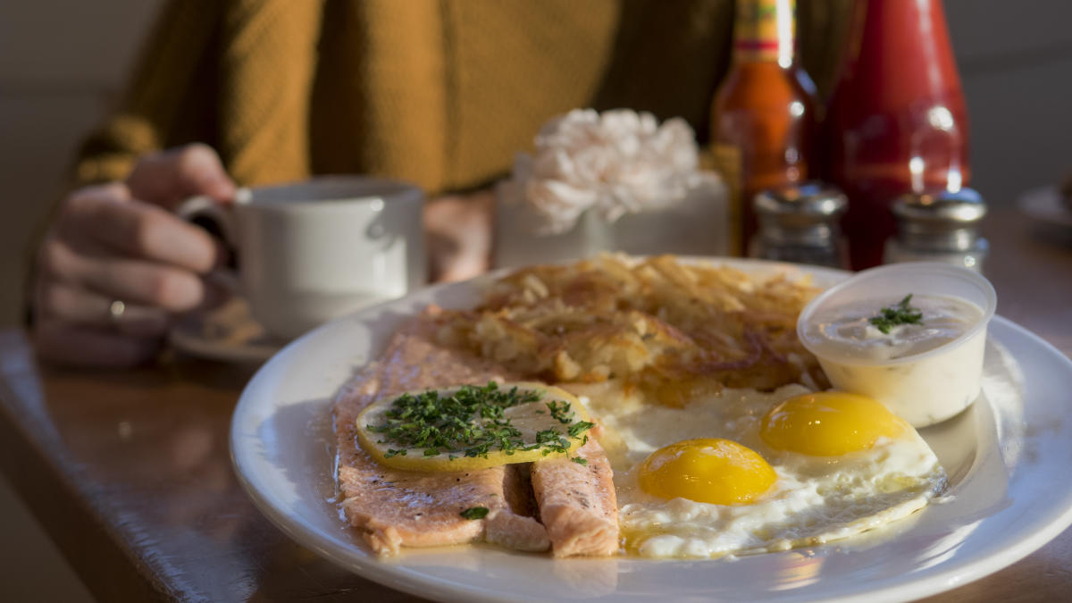 wholesome Scandinavian Food done right at Finn's Cafe