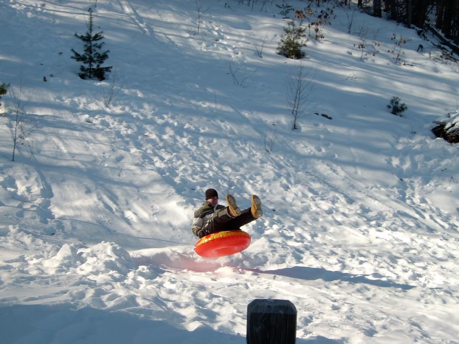 Snow Tubing Stock