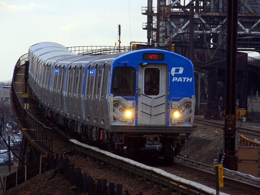 Newark Path Train