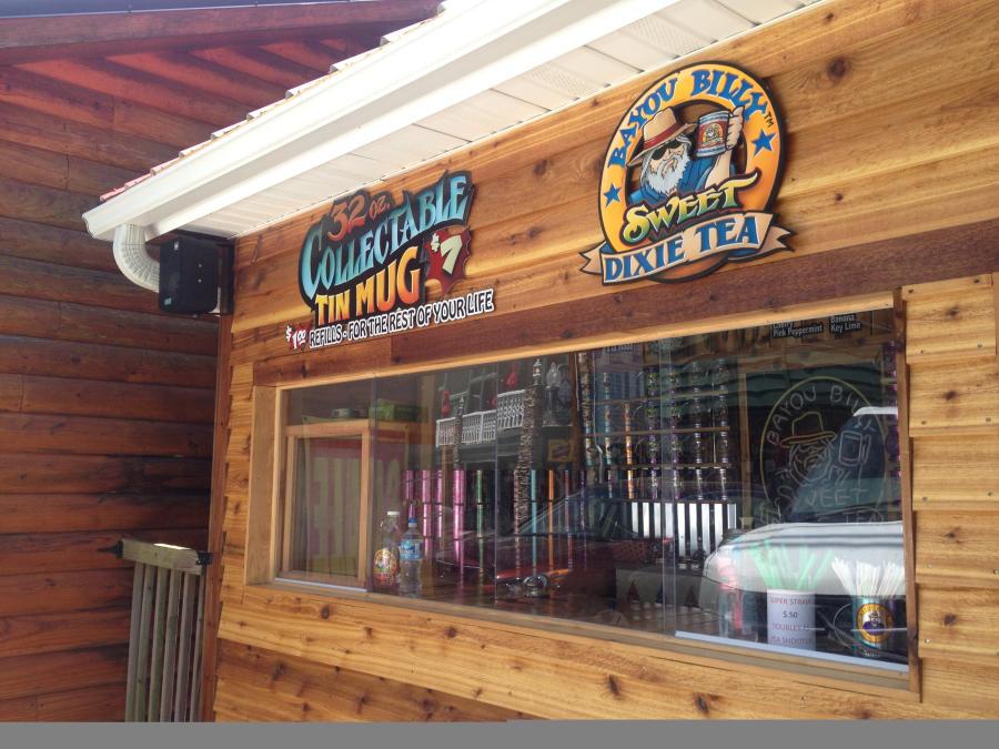 Bayou Billy's in Chimney Rock