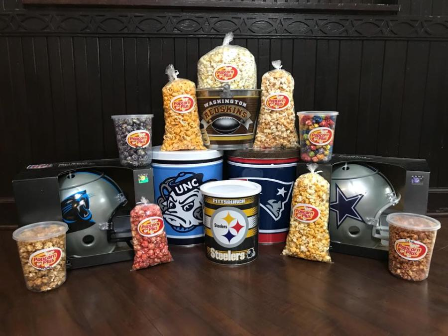 Popcorn Plus in Forest City