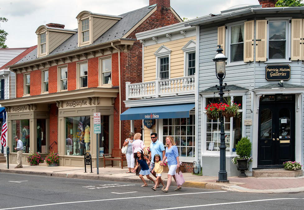 Turn your shopping trip into a shopping experience with the eclectic shops and boutiques in Doylestown.