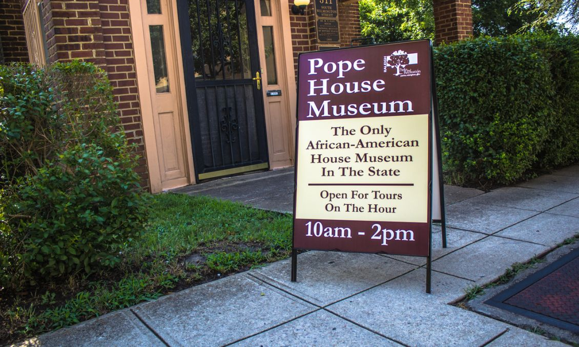 Pope House Museum