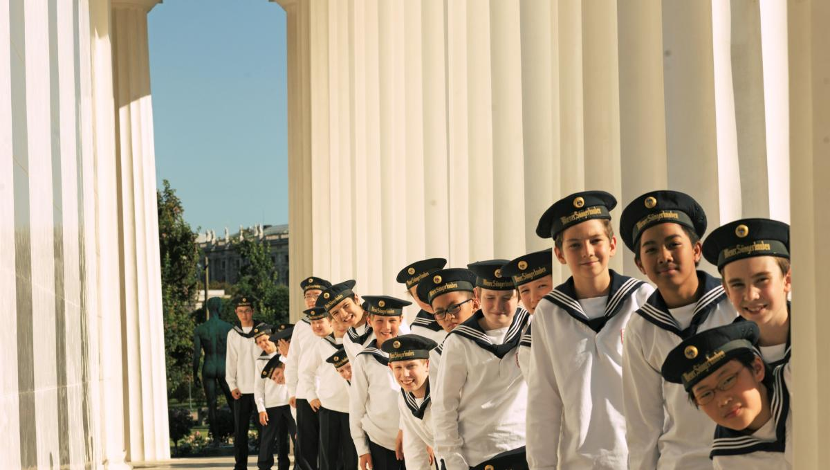 Image result for vienna boys choir