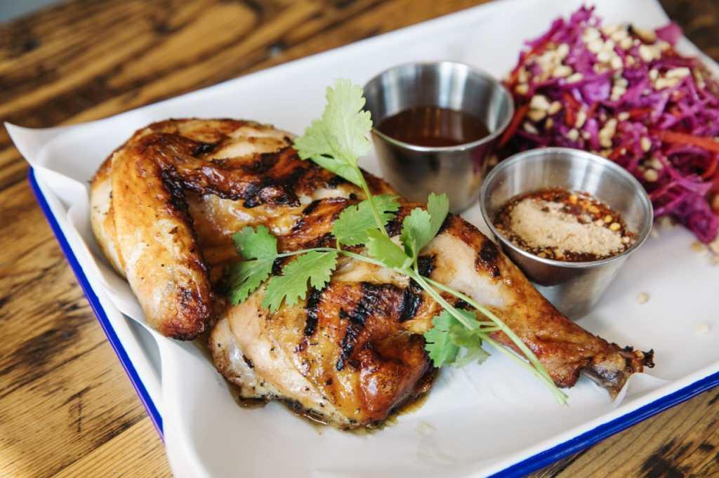 Gai yaang / Chicken