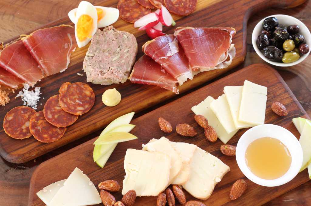 Cheese & Charcuterie Boards