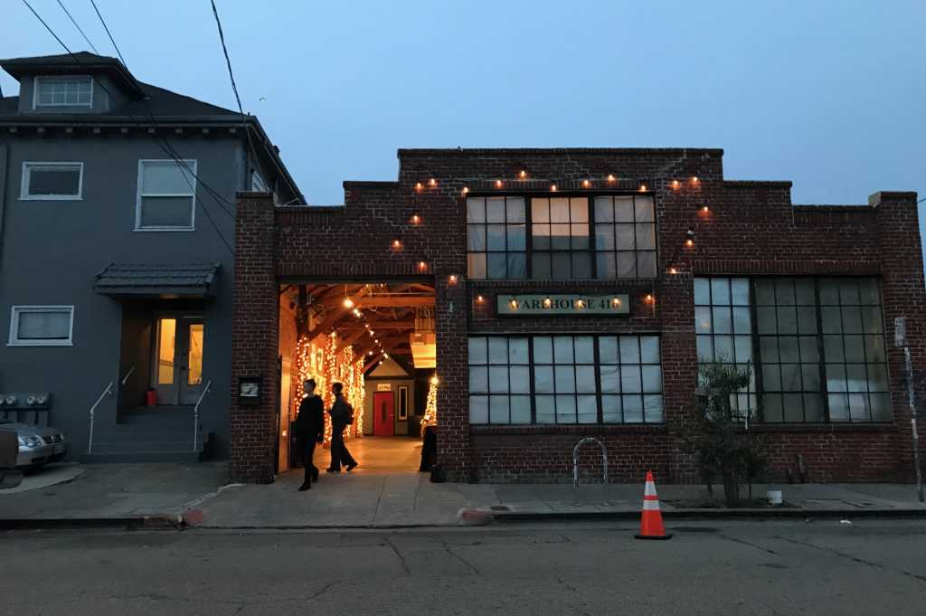 Warehouse 416 Front