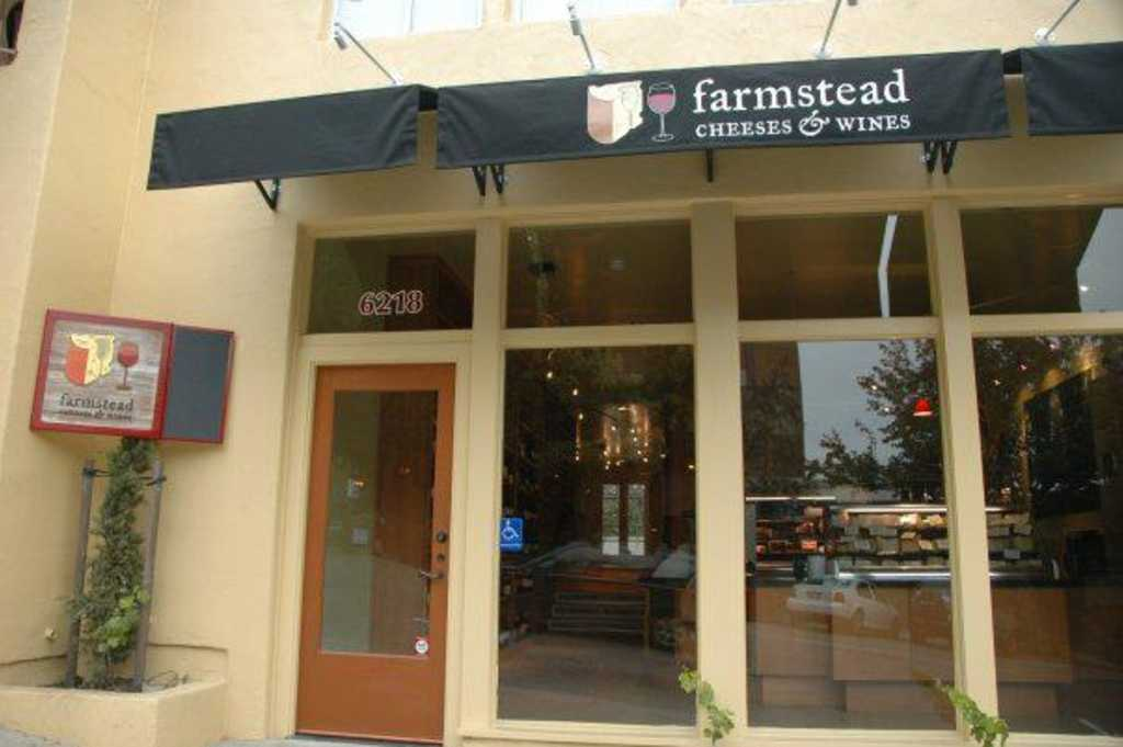 Farmstead Cheeses and Wines Shop