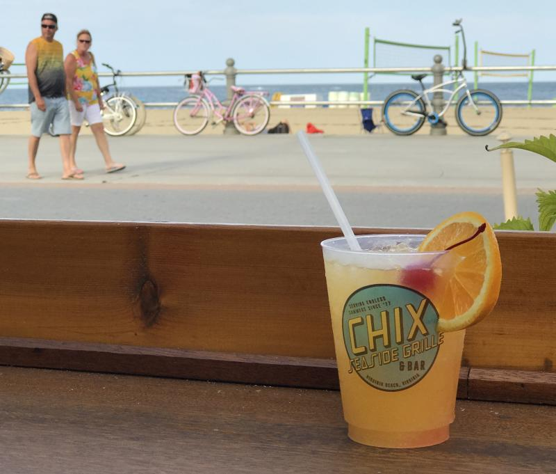 Chix Seaside Grille Endless Summer Crush
