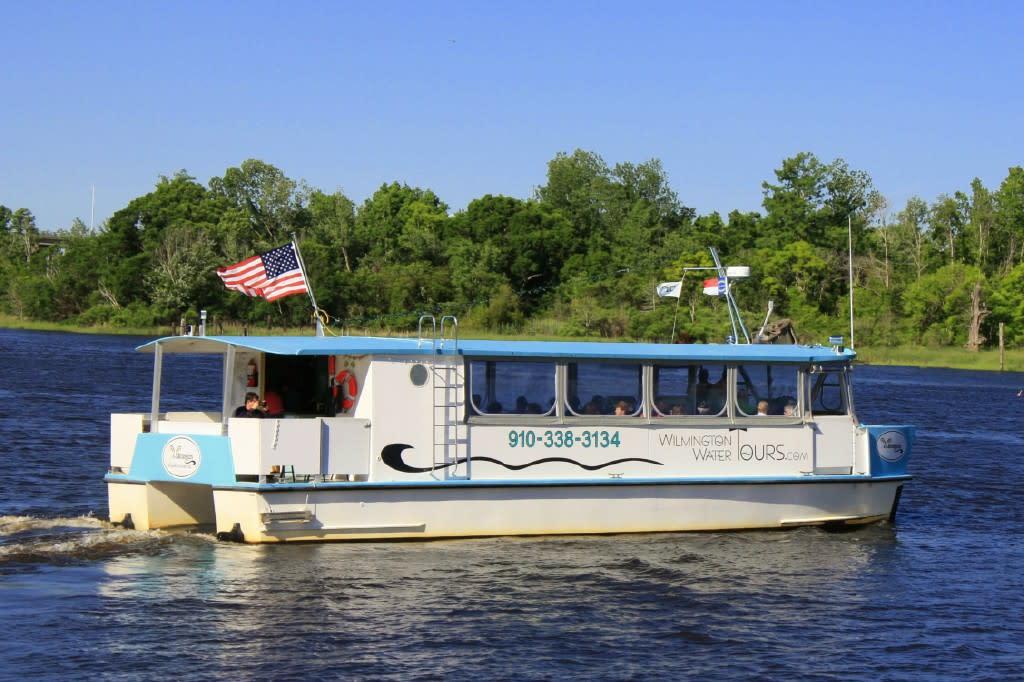 Wilmington Water Tours