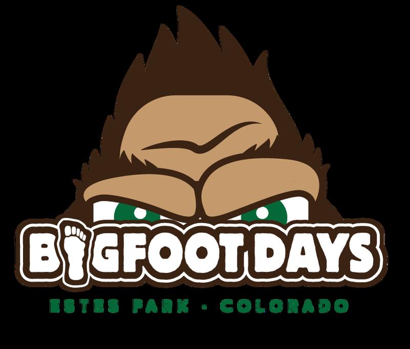 Big Foot Days Logo