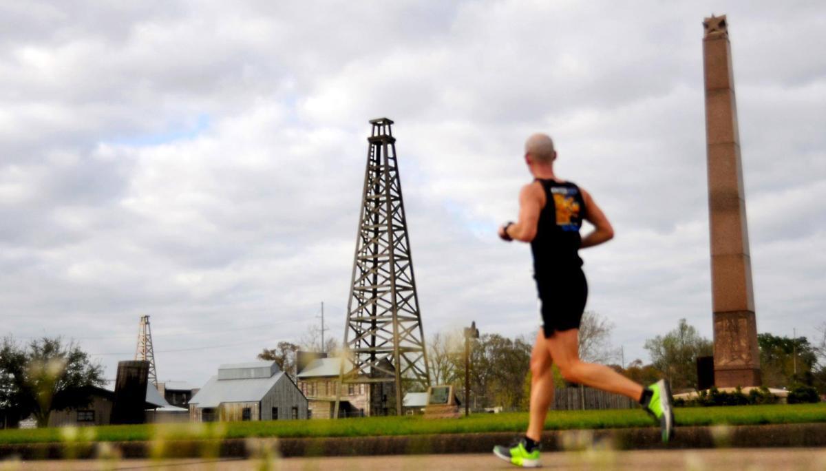 The Gusher Marathon